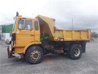 1985 Mack Dump Truck
