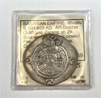 Huge Featured Coin, Jewelry, Gold, Silver & Currency Auction