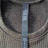 LULULEMON Engineered Warmth Long Sleeve- XXL