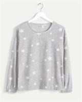REITMANS Tee & Jogger Pants Brushed Pyjama Set-XL