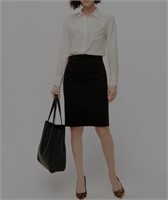 J CREW No. 2 Pencil® skirt - ROYAL BLUE- 2