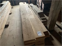 """Lot of new 11"""" Tongue & Groove lumber"""