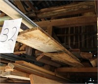 Online Only Lumber, Equip. & Building/Arch. Items Auction