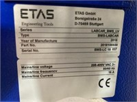 ETAS Hardware In The Loop Test -Battery Cell Simul