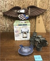 Coins, Cast Iron, Furniture, Collectables and more!