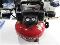 Porter Cable 6-Gal Air Compressor