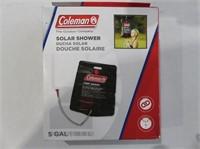 Coleman 5-Gal Solar Shower