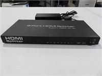 8-Port HDMI Splitter