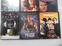 Lot of (9) Asst. DVD Movies