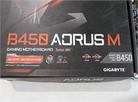 Aorus M B450 Socket AM4 Motherboard