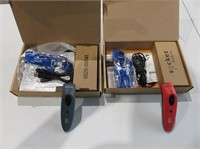 (2) Socket Mobile 7 Barcode Scanners