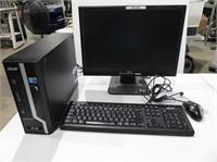 "Acer Veriton X498G i3 Desktop Computer w/ 19"""