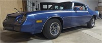 708 - Yoder Fall Classic Car Auction