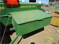John Deere 338 Twine Tie Square Baler