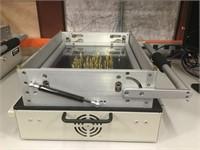 Custom Circuit Card Test Clam Shell
