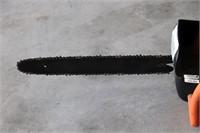 "UNUSED REMINGTON 18"" ELECTRIC CHAINSAW"