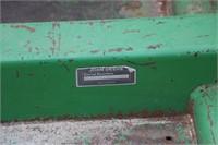 JOHN DEERE 1018 TRAIL ROTARY CUTTER