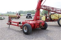 JF STOLL FCT 1050 HARVESTER & HEADS