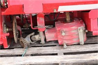 SKID OF JF HARVESTER PARTS