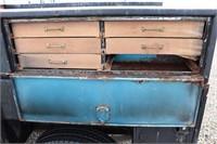 STEEL UTILITY BOX TRAILER 6'X7'