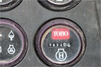 TORO GROUNDSMASTER 223-D MOWER