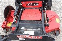 GRAVELY ZT52HD MOWER- 918 hrs