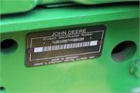 2016 JOHN DEERE 6145M MFWD TRACTOR - 1407HRS