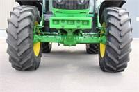 2016 JOHN DEERE 6155M MFWD TRACTOR - 1604 HRS