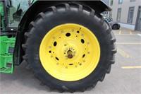 2016 JOHN DEERE 6145M MFWD TRACTOR - 1370HRS