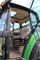 2016 JOHN DEERE 6145M MFWD TRACTOR - 2012HRS