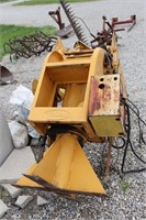 HOLAN ELECTRIC CRANE - AS IS