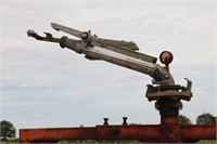 RAINGUN IRRIGATION GUN
