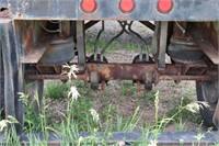 1995 MANAC 48' FLATBED TRAILER