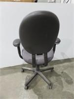 Grey Air-Op Armchair