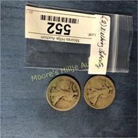 June 2021 Online Sale - Skidsteers, Coins, Antiques & More!