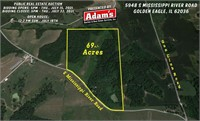5948 S Mississippi River Rd, Golden Eagle, IL 62036