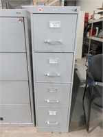 Cole 5-DR. Letter Size Filing Cabinet