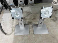Humanscale Quickstand Adj. Dual Monitor Standing
