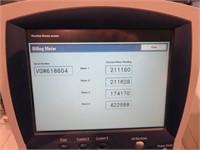 Xerox Docucolor 240 Copier With Hi-Cap, Tray &