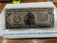 Coins and Bills, Knives, Household, HBA, & more #95