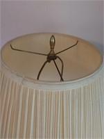 2 Matching Brass Lamps