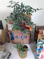 Decorative Faux Ficus