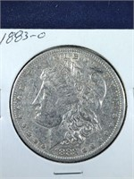Coin & Currency Late June 2021 Online Auction