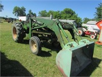 June Consignment and Farm Machinery