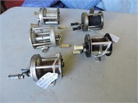 Selection Level Wind Reels
