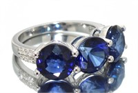 Internet Jewelry & Coin Auction - Ends June 21st