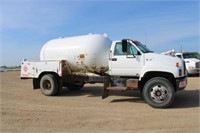 7/1 Online Propane & Fuel Truck Auction