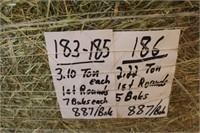 Hay, Bedding, Firewood #25 (6/23/2021)
