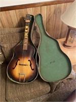 Vintage Harmony Master Guitar