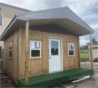 Custer School Cabin Auction